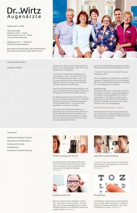Webseite-Dr.Wirtz