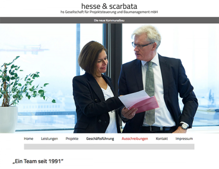 webseite hesse scabata